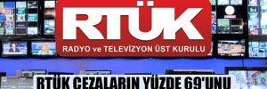 RTÜK cezaların yüzde 69'unu muhalif kanallara kesti!