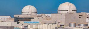 Arap dünyasındaki ilk nükleer enerji santrali, Birleşik Arap Emirlikleri'nde faaliyete girdi