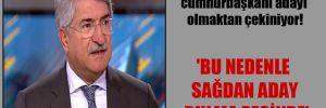 Fikri Sağlar: Kılıçdaroğlu CB adayı olmaktan çekiniyor! 'Bu nedenle sağdan aday bulma peşinde'