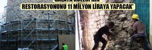 'Eski AKP İstanbul İl Yöneticisi Tuncer'in şirketi Galata Kulesi'nin restorasyonunu 11 milyon liraya yapacak'