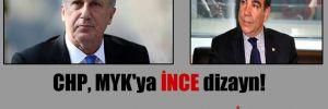 CHP, MYK'ya İNCE dizayn! 10 Aralıkçıların Muharrem İnce planı