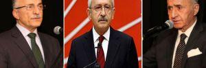 Kılıçdaroğlu – Karayalçın – Çetin görüşmesi sona erdi!