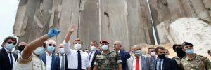 Beyrut Limanı patlamasının ardından imza kampanyası: 'Lübnan, Fransız mandası altına girsin'