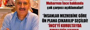Saygı Öztürk'ten CHP kurultayı ve Muharrem İnce hakkında çok çarpıcı açıklamalar!
