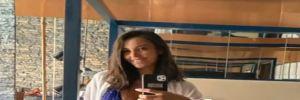 Koronavirüsü yenen Tuvana Türkay: Ciğerimde hasar bıraktı