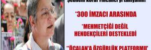 Türk Tabipleri Birliği Başkanı seçilen Şebnem Korur Fincancı'yı tanıyalım!