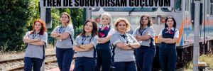 İBB'nin kadın makinistleri: Tren de sürüyorsam güçlüyüm