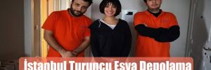 İstanbul Turuncu Eşya Depolama