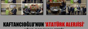 Kaftancıoğlu'nun 'Atatürk alerjisi' yine cereyan etti!