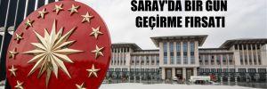 AKP'den 'kampanya': Saray'da bir gün geçirme fırsatı