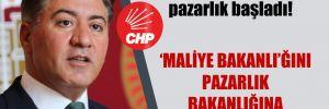 CHP'li Emir: İlaçta da pazarlık başladı!