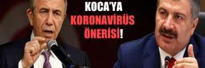 Yavaş'tan Koca'ya koronavirüs önerisi!