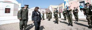 Yunanistan Cumhurbaşkanı Sakellaropulu, ilk yurtdışı ziyaretini Güney Kıbrıs'a yapacak