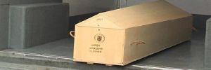 Kütahya'da virüsten ölen kişi et aracında taşındı