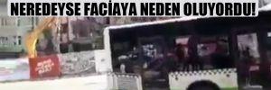 AKP'li belediyenin yıkımı neredeyse faciaya neden oluyordu!