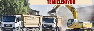 Ankara metruk yapılardan temizleniyor