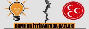 Cumhur İttifakı'nda çatlak! Bahçeli'nin sözleri AKP'yi rahatsız etti