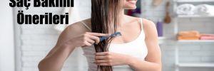 Saç Bakımı Önerileri