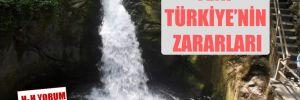 Yeni Türkiye'nin zararları