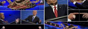 Trump ile Biden arasında son düello gecesi