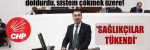 CHP'li Başevirgen: Manisa hasta kapasitesini doldurdu, sistem çökmek üzere! 'Sağlıkçılar tükendi'