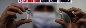'Gerçek vaka sayıları aşı alımı için açıklandı' iddiası!