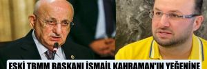 Eski TBMM Başkanı İsmail Kahraman'ın yeğenine 7 milyonluk borsa cezası