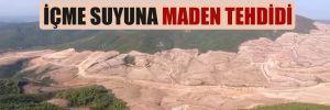 Kaz Dağları'nda 14 köyün içme suyuna maden tehdidi!