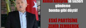 AKP'nin kurucularından Kemal Albayrak'ın sözleri gündeme bomba gibi düştü!