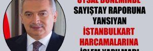 Uysal döneminde Sayıştay raporuna yansıyan İstanbulkart harcamalarına işlem yapılmadı