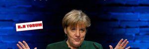 İpucu Merkel'den geldi