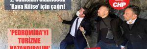 CHP'li Kaya'dan Trabzon'un 2. Sümelası olabilecek 'Kaya Kilise' için çağrı!  'Pedromida'yı turizme kazandıralım'
