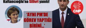 CHP'li Çelebi'den Kaftancıoğlu'na Silivri yanıtı!
