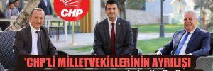 'CHP'li milletvekillerinin ayrılışı şu aşamada durmuş gibi görünüyor'