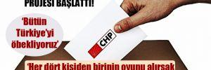 CHP, 'sokak örgütlenmesi' projesi başlattı!