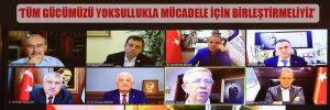 CHP'li 11 büyükşehir belediye başkanından ortak çağrı!