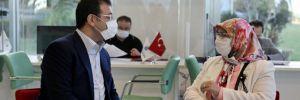 İmamoğlu: İstanbul'a ve Türkiye'ye örnek bir iş yapacağız!