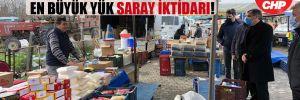 CHP'li Ceylan: Çiftçinin sırtındaki en büyük yük saray iktidarı!