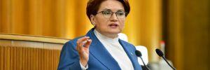 Akşener'den AKP'ye '500 TL' çağrısı: Acil ihtiyaçlarını karşılasınlar