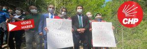 CHP'li Kaya'dan İkizdere doğa direnişine destek: Vicdanı olan İkizdere'ye nasıl kıyar?