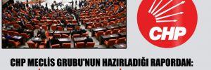 CHP Meclis Grubu'nun hazırladığı rapordan: İcra dosyaları 22 milyonu aştı!