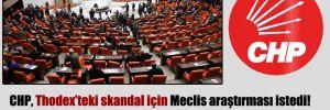 CHP, Thodex'teki skandal için Meclis araştırması istedi!