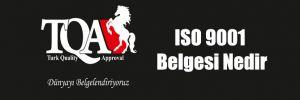 ISO 9001 Belgesi Nedir