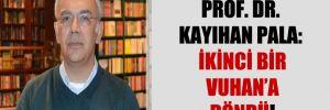 Prof. Dr. Kayıhan Pala: İkinci bir Vuhan'a döndü!