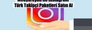 Medyareyon ile Instagram Türk Takipçi Paketleri Satın Al