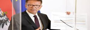 Avusturya Sağlık Bakanı Anschober görevi bırakıyor