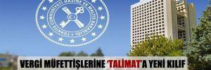 Vergi müfettişlerine 'talimat'a yeni kılıf