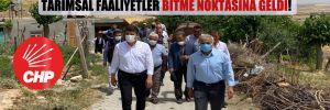 CHP'li Tutdere: Kuru tarıma mahkûm edilen köylerdeki tarımsal faaliyetler bitme noktasına geldi!