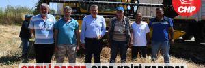CHP'li Barut: Gıda krizi kapıda!