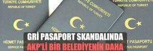 Gri pasaport skandalında AKP'li bir belediyenin daha listesi ortaya çıktı!